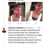 Governor's Aide Accused Of Sexually Molesting And Asaulting A Job Seeker (Graphic Photos)