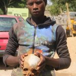 Money Ritual: Man Beheaded & Gouged Out The Eyes Of His Neighbour (Graphic Pics)