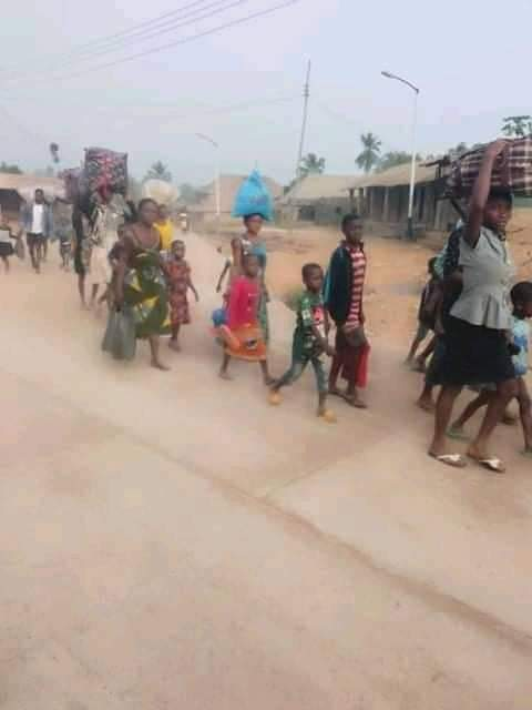 BREAKING!!! Heavy Tension In Ebonyi, Over 40 Persons Killed, Others On The Run